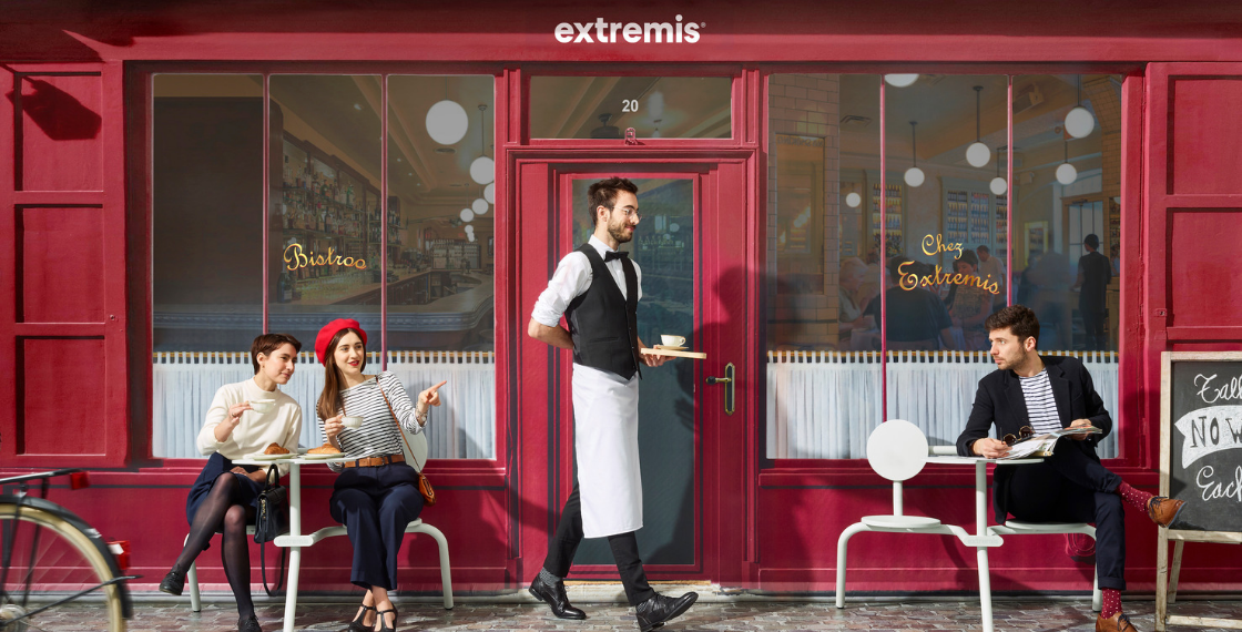 Extremis - Bistroo : Tools for Togetherness